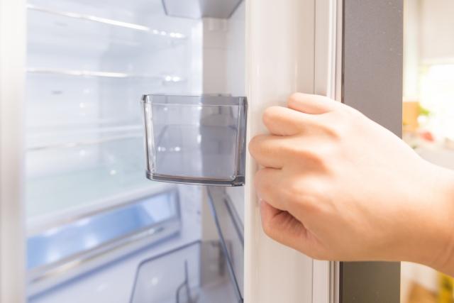 デザイン性の高い冷蔵庫