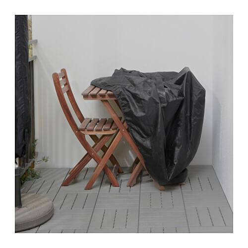 家具セット用カバー ブラック ¥ 3,0009