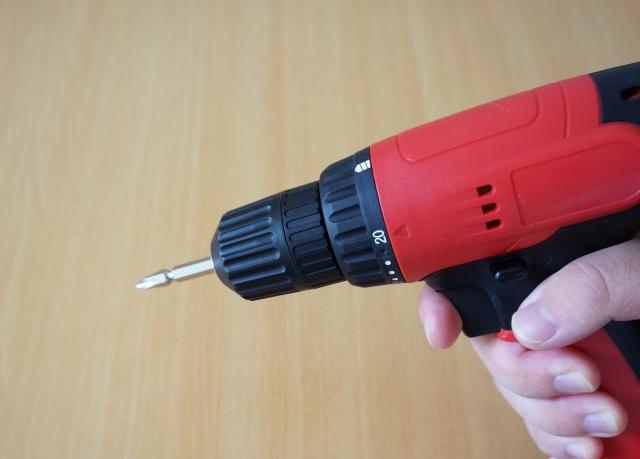 充電池式電動ドライバーのデメリット