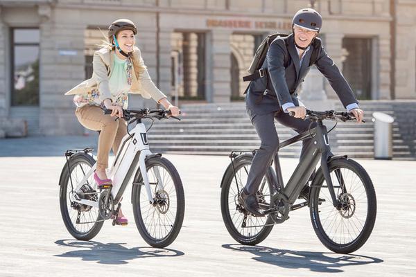 通勤通学にもeバイク