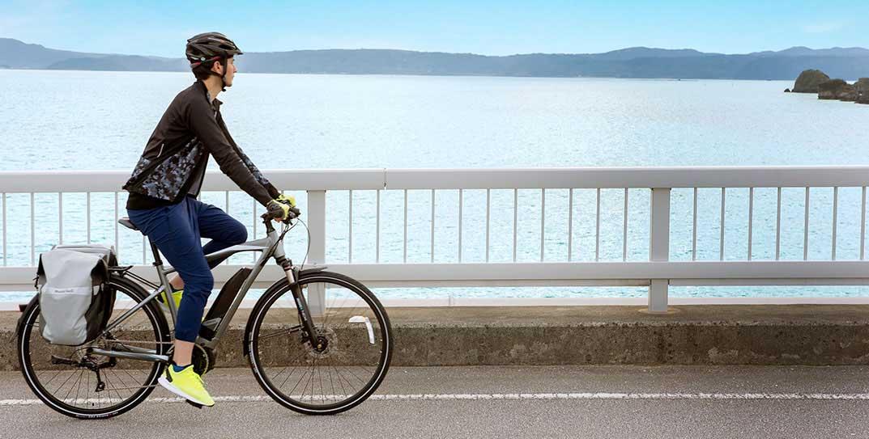 eバイクは実用的