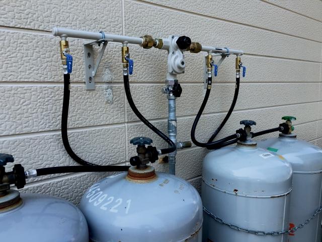 自宅に供給されているガスの種類