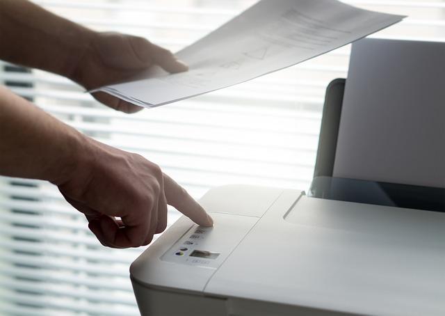 家庭用インクジェットプリンター種類