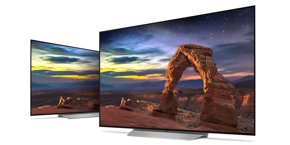 LGエレクトロニクスのOLEDテレビ