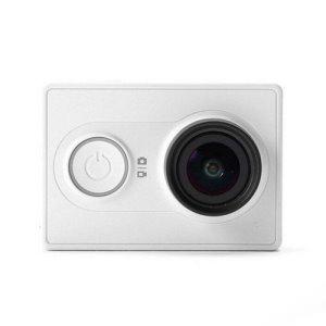 Xiaomi アクションカメラ Yi Cameraの写真。コンパクトなデザイン。