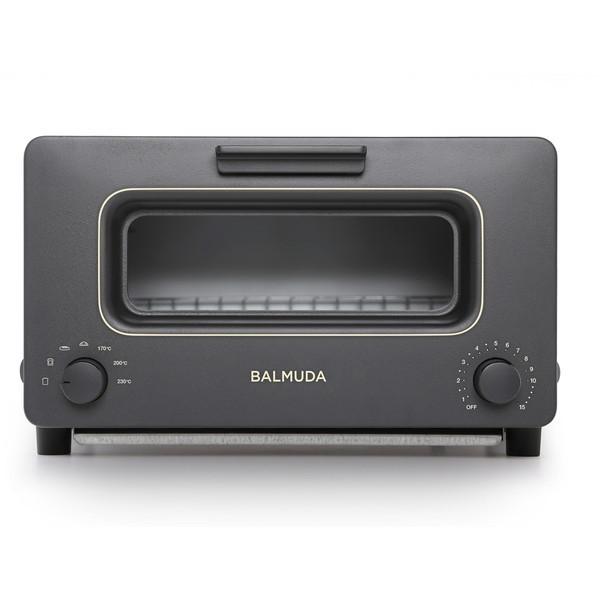 BALMUDA K01E-KG ブラック The Toaster [オーブントースター(1300W)]