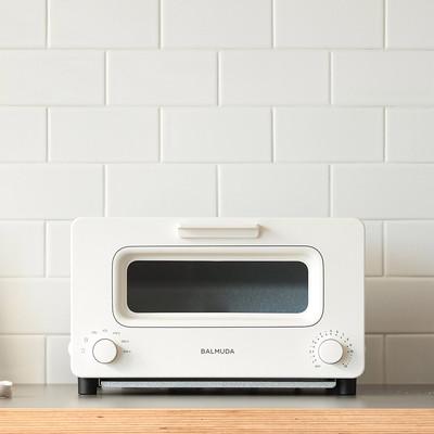 BALMUDA K01E-WS ホワイト The Toaster [オーブントースター(1300W)]