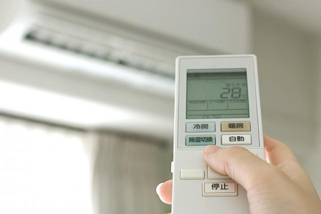必要な家電4位エアコン