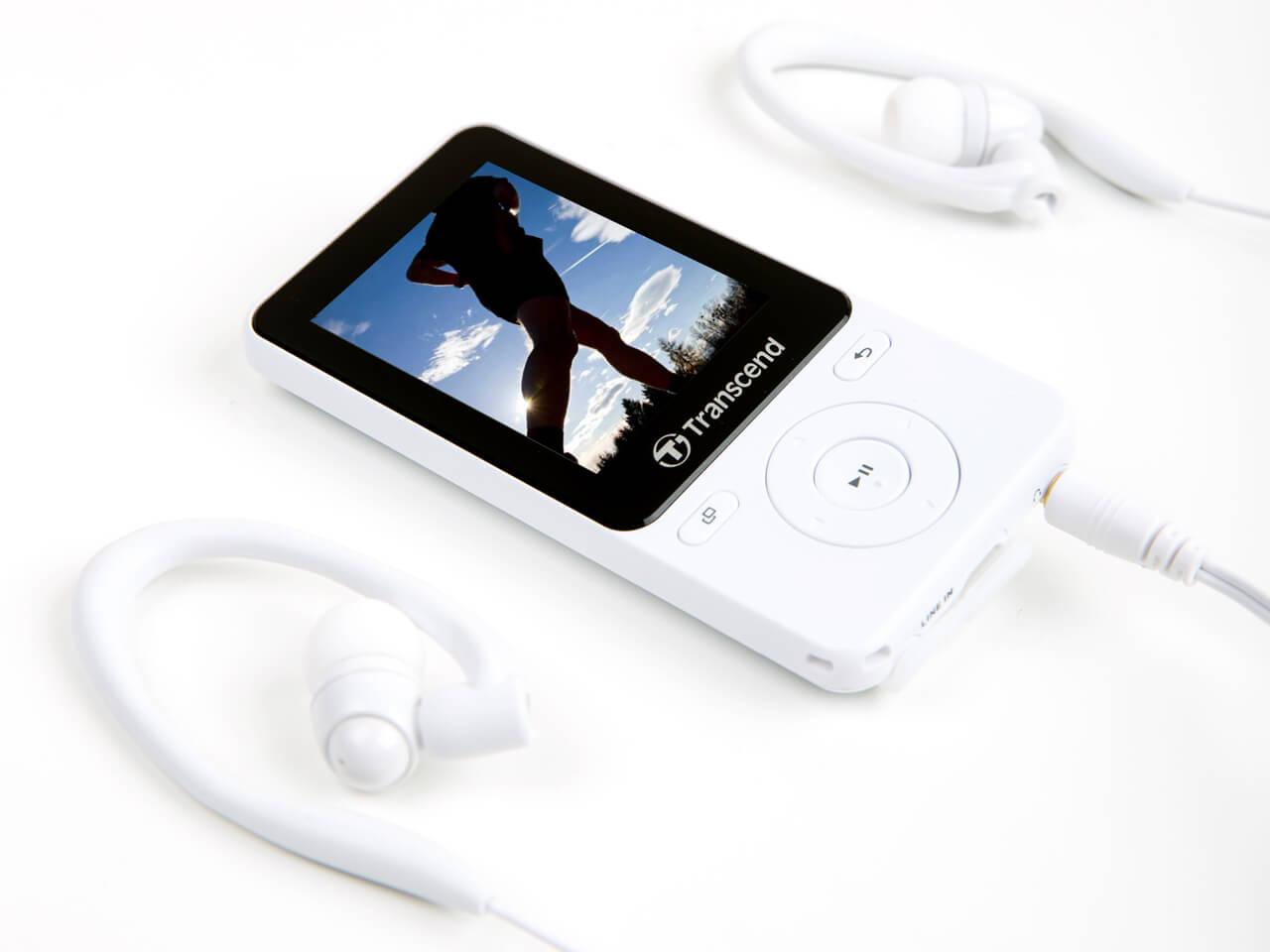 Transcend MP3プレーヤー「TS8GMP710」