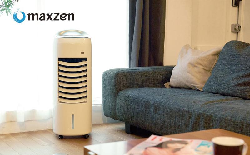 maxzen RCH-MX601 [冷温風扇 (加湿・マイナスイオン発生機能付き)]