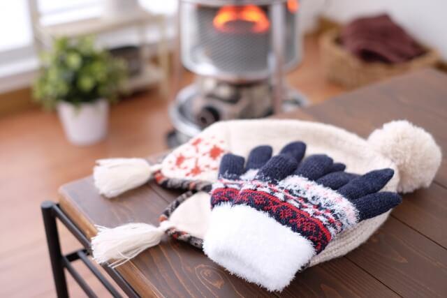 おしゃれに温まれる暖房器具が欲しい