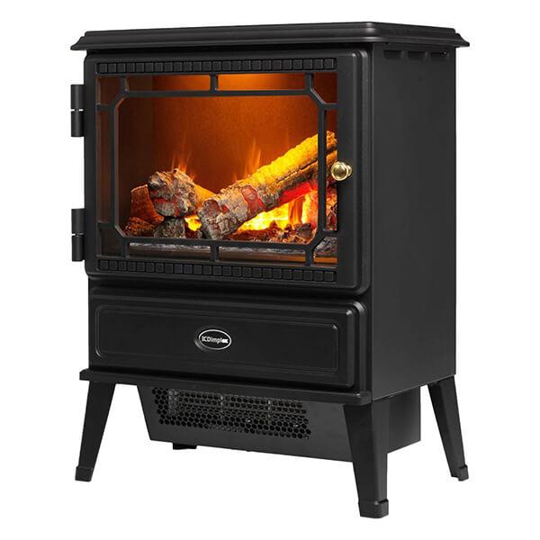 DIMPLEX 暖炉型ヒーター オプティフレーム マイクロストーブ MCS12J