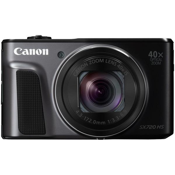 CANON PowerShot SX720 HS ブラック PowerShot [コンパクトデジタルカメラ 2030万画素]
