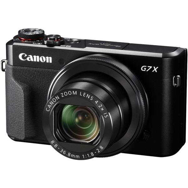 CANON PowerShot G7 X Mark II [コンパクトデジタルカメラ(2010万画素)]