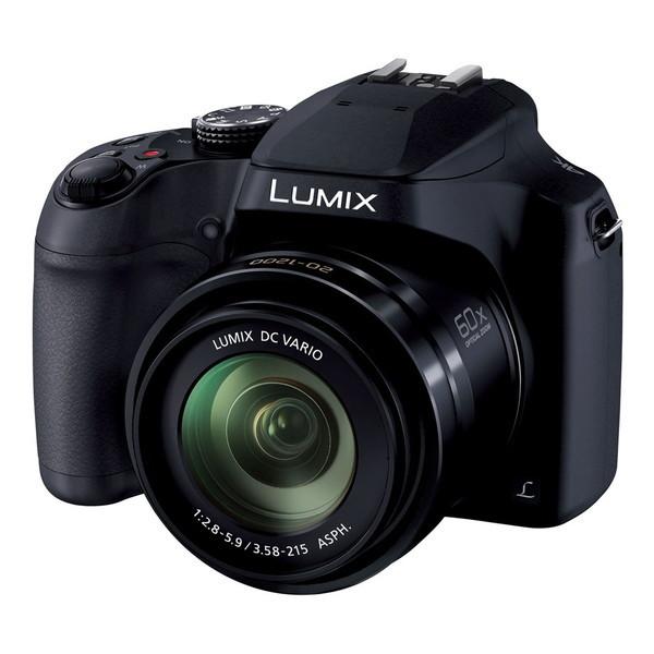 PANASONIC DC-FZ85-K LUMIX [コンパクトデジタルカメラ(1810万画素)]