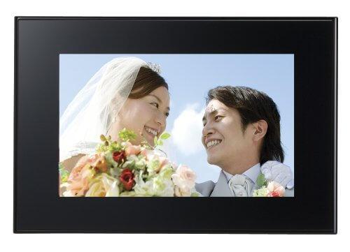 【7インチ・内蔵メモリあり】FUJIFILM DP-700SH 内蔵メモリー1GB