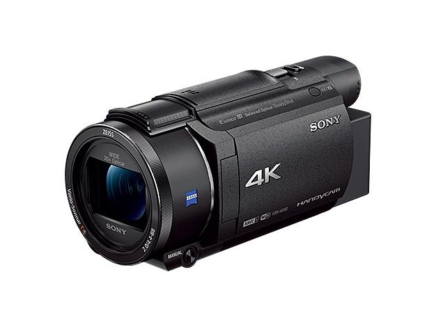 おススメ最新機種①(ソニーデジタル4KビデオカメラレコーダーFDR-AX60)