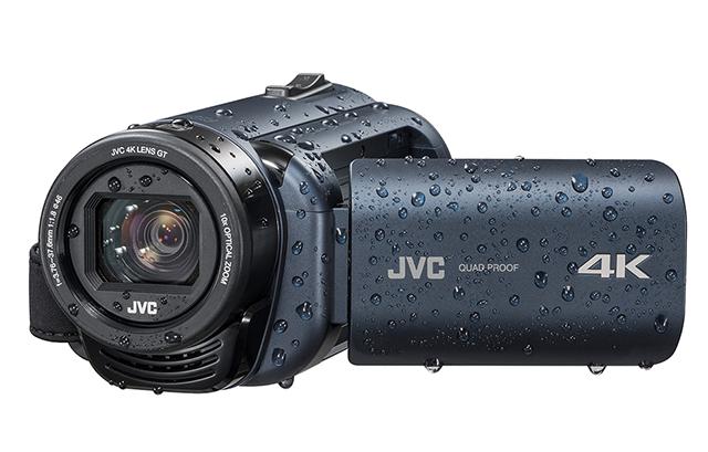おススメ最新機種③(ビクター4KビデオカメラGZ-RY980)