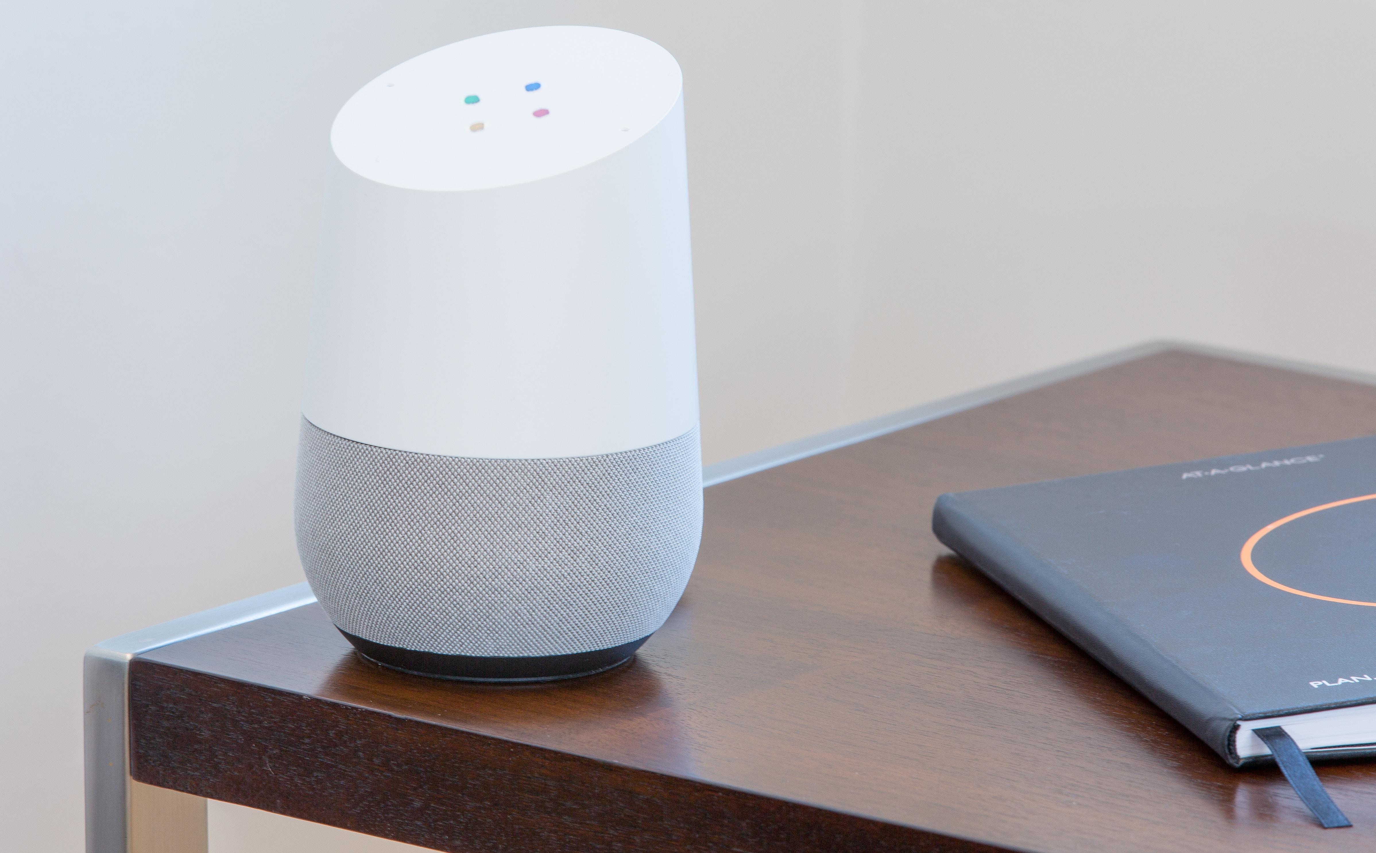 サイト大手のGoogleは「Google Home」