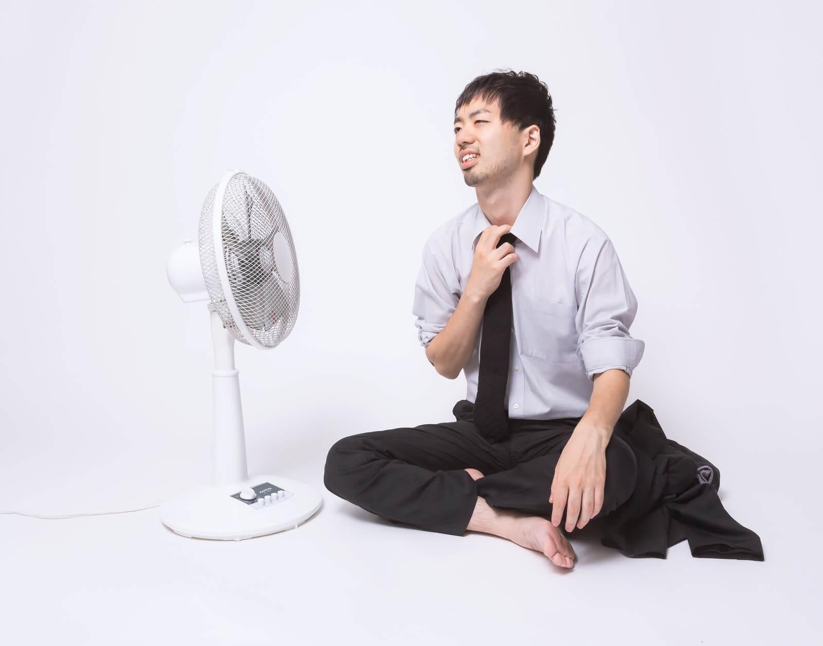 サーキュレーターと扇風機の違いとは