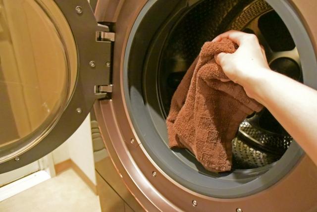 ななめドラム式洗濯機メリット