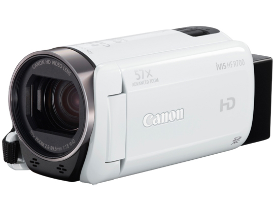 Canon iVIS HF R700