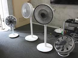 メーカー別扇風機