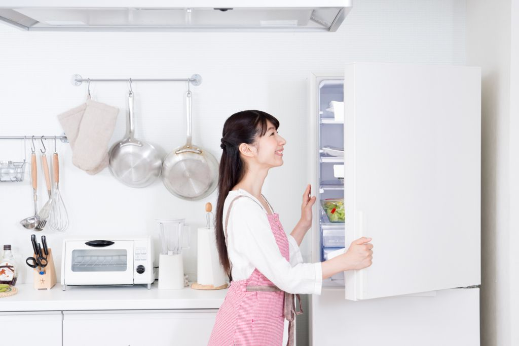 冷蔵庫の買い替え