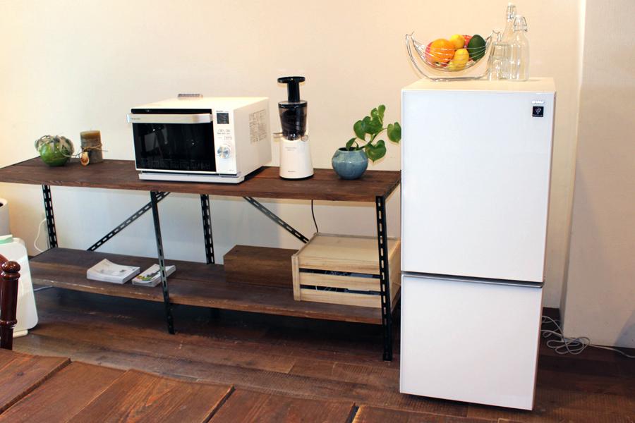 シャープ小型冷蔵庫