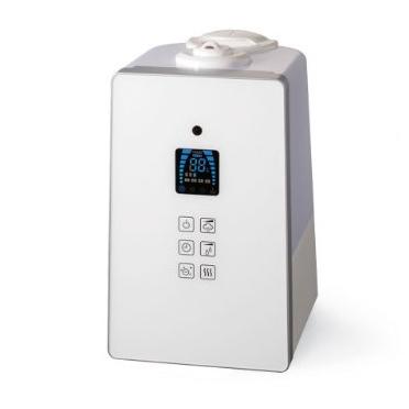 コイズミ ASH-601/W ホワイト [ハイブリッド式加湿器(木造8.5畳/コンクリ14畳まで)]