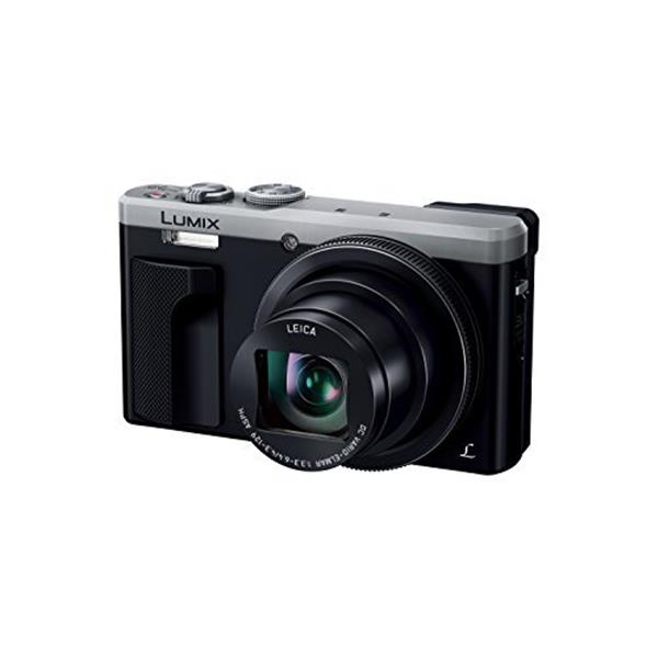 PANASONIC DMC-TZ85-S シルバー LUMIX [コンパクトデジタルカメラ (1810万画素)]