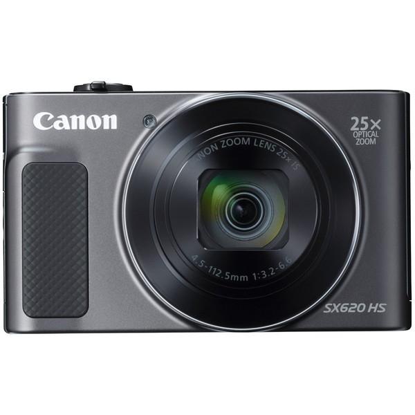 CANON PowerShot SX620 HS ブラック [コンパクトデジタルカメラ]