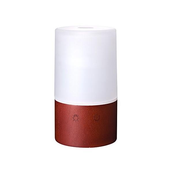 スリーアップ株式会社 HF-1443DB ダークブラウン レガーロプラス [アロマディフューザー (6畳まで)]