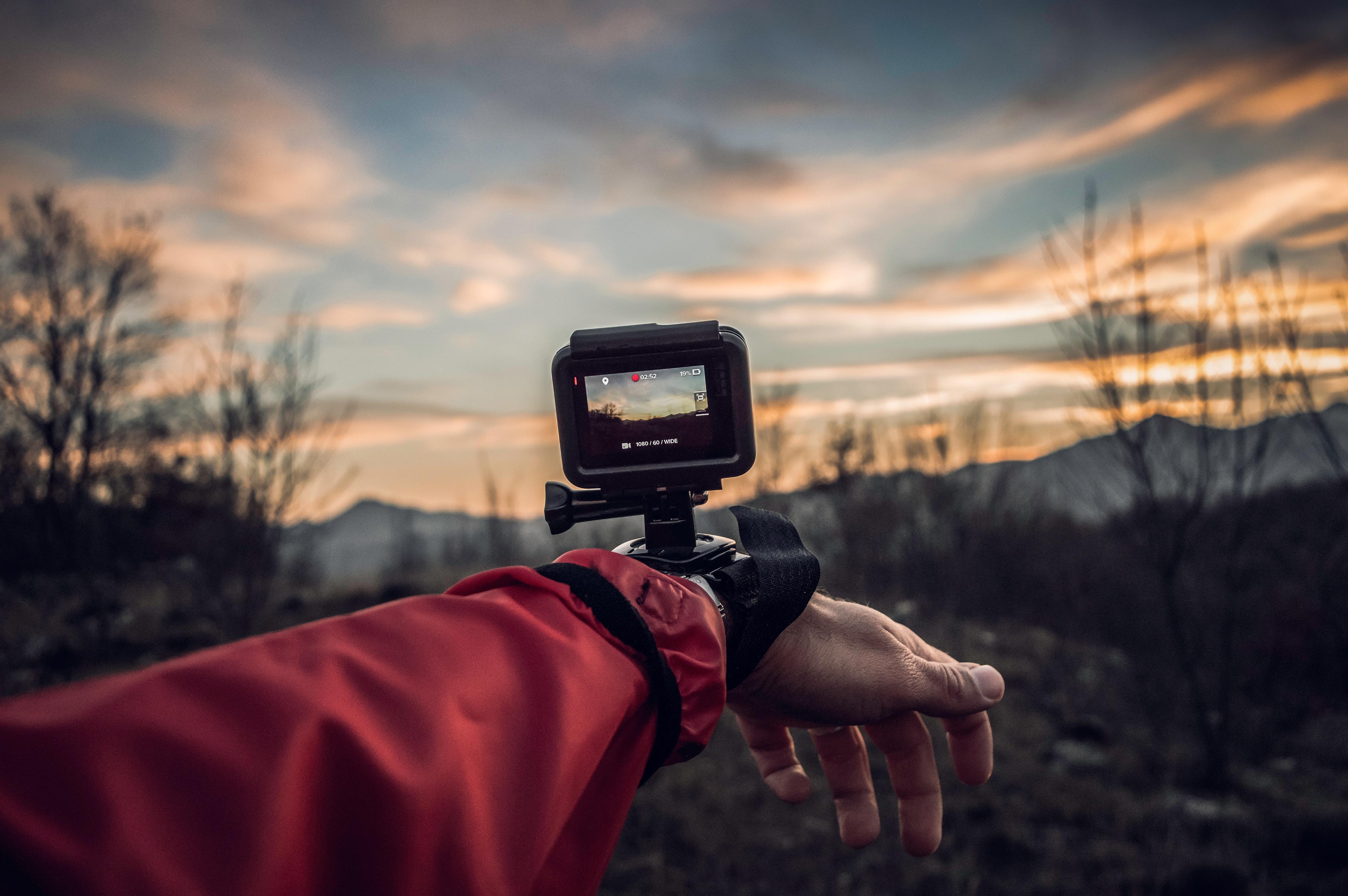 活用性高いアクションカメラ