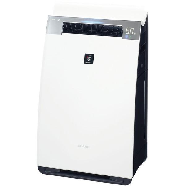 SHARP KI-HX75-W ホワイト系 [加湿空気清浄機 (空清34畳まで/加湿21畳まで)]