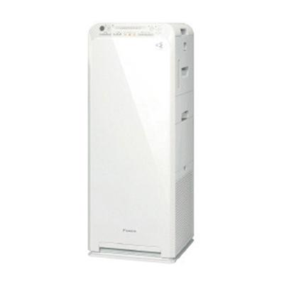 DAIKIN ACK55T-W ホワイト [加湿ストリーマ空気清浄機(空清25畳/加湿プレハブ14畳・木造8.5畳)]