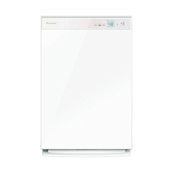DAIKIN MCK70U-W ホワイト [加湿ストリーマ空気清浄機(空気清浄31畳/加湿18畳)]