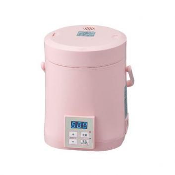 アルファックス・コイズミ ARC-T104/P ピンク ミニライスクッカー [炊飯器(0.5~2合炊き)]