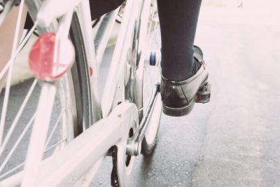 通学自転車