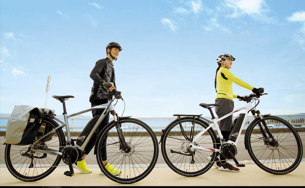 e-bikeヤマハ「YPJ-TC」