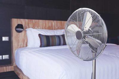 DCモーター扇風機のメリットやデメリット