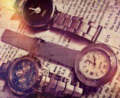 人気の腕時計ランキング!おしゃれ芸能人に学ぶ腕時計の選び方。