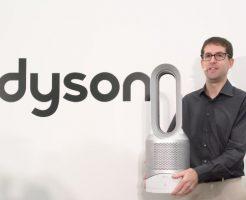 Dysonの1台3役!ヒーター・扇風機・空気清浄機がついた[ Dyson Pure Hot + Cool Link ]にさらにスマホとリンク機能が!