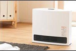 ガスファンヒーターは対応年数に優れている?節約も可能なガスファンヒーターの利用方法!