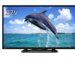 【新商品】SHARP AQUOS 液晶テレビ シンプルモデルのLC-32E40  LC-40E40が登場!