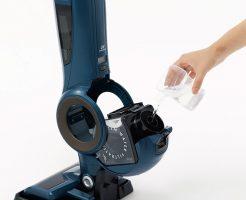 聞き慣れない水フィルター掃除機って?世界初の水フィルター掃除機「Vagua」の性能に迫る!