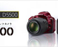 ニコン d5500 おすすめレンズとしてどれを買うべきか