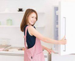 合わせ技でさくっと電気代の節約!省エネ性能に優れた三菱冷蔵庫