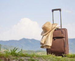 旅行バッグの選び方!スーツケース?ソフトキャリー?日数や荷物量の最適サイズを調査