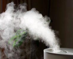 乾燥対策に便利な加湿器のメリットを知って上手に使おう!